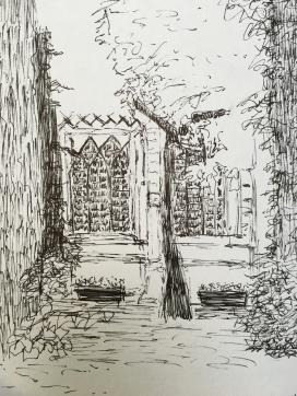 Great Churchyard Bury St Edmunds